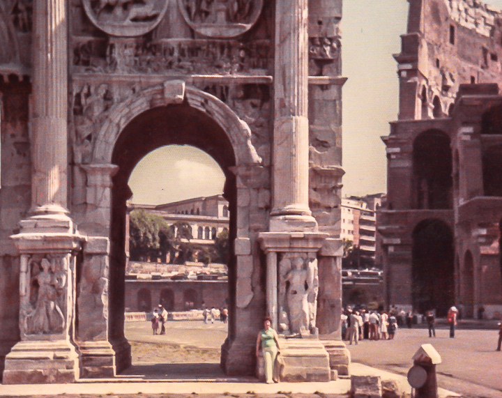 Italy_ArchOfConstantine